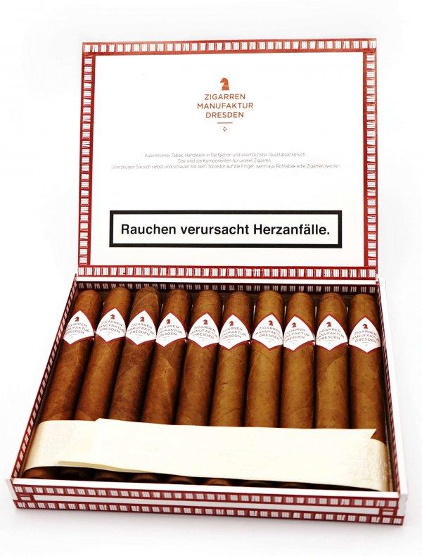 Cabrera Amistad 407 Zigarren | 10er Kiste
