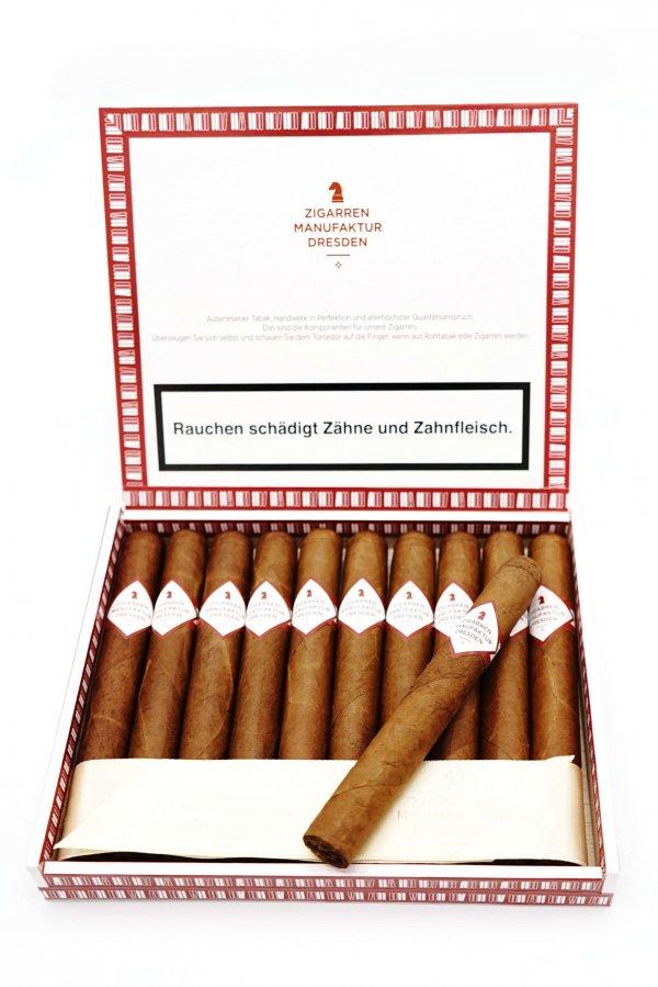 Cabrera Industria 520 Zigarren | 10er in Kiste