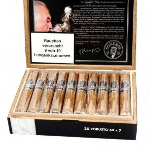 Soneros Robusto Habano Zigarren | 20er Kiste