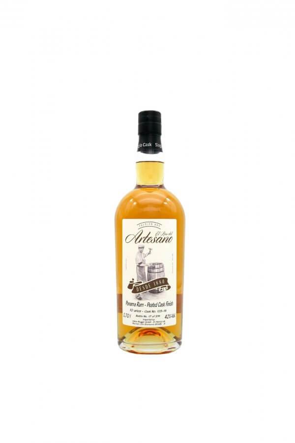 Rum-El-Ron-del-Artesano-Peated-Cask