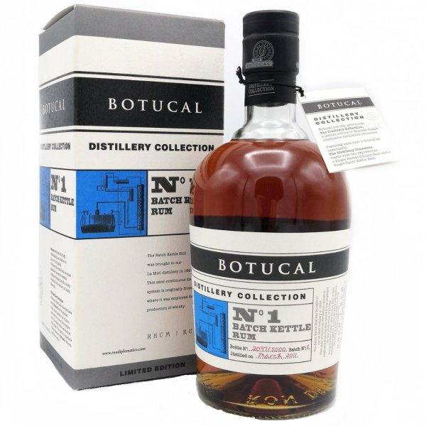 Botucal brauner Rum TCD batch No1