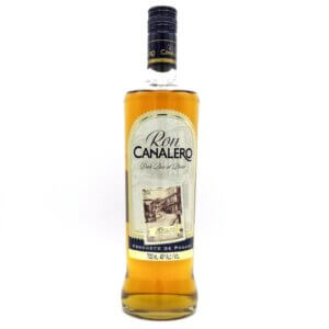 Ron Canalero Anejo Rum