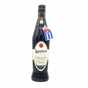Legendario Rum Exilier de Cuba