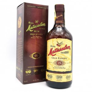 Matusalem Rum Gran Reserva 15 Solera