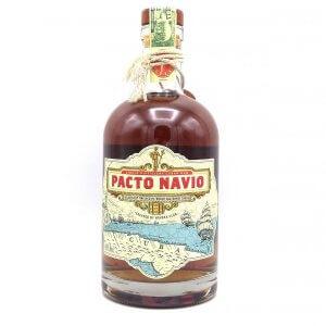 Pacto Navio Havanna Club brauner Rum
