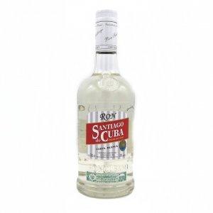 Santiago de Cuba Rum Carta Blanca