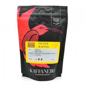Kaffeerösterei Kaffanero Dresden, Filterkaffee Kaffee, gelb
