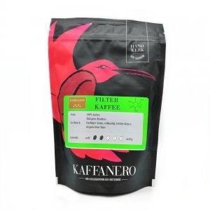 Kaffeerösterei Kaffanero Dresden, Filterkaffee Kaffee grün