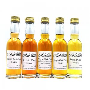 El Ron del Artesano Verkostungsset Rum
