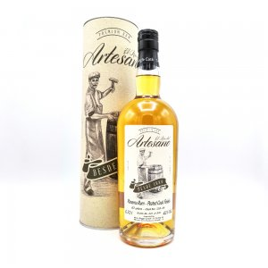 El Ron del Artesano Peated Cask Finish Rum