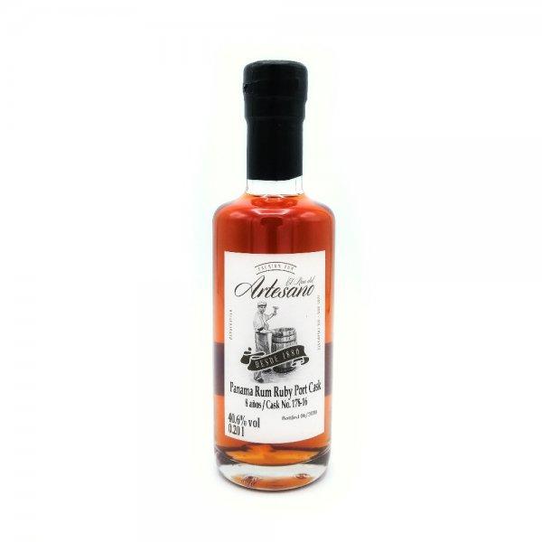 El Ron del Artesano Ruby Port Cask Rum