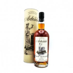 El Ron del Artesano Twany Port Cask Finish Rum