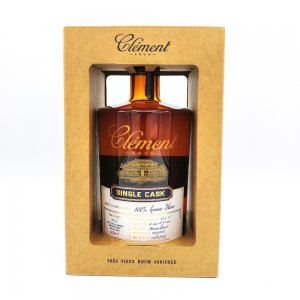 Clement Rhum Rum Vieux Single Cask Canne Bleue