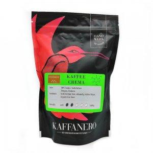 Kaffeerösterei Kaffanero, Kaffee Crema grün, Dresden