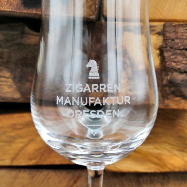 Zigarren Manufaktur Dresden Noising Glas